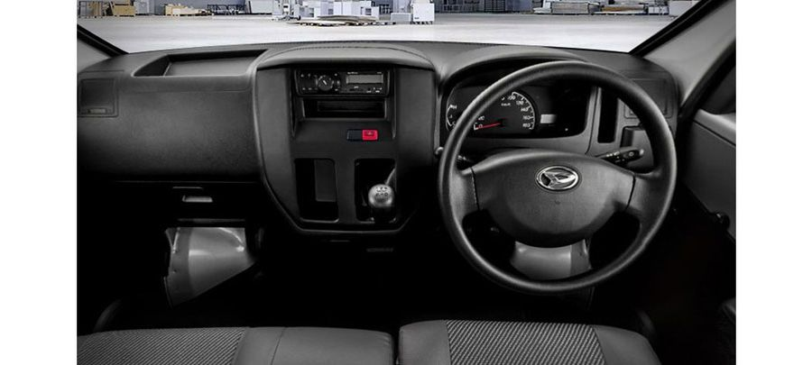 tampilan interior daihatsu grand max pick up 2019 carmudi indonesia