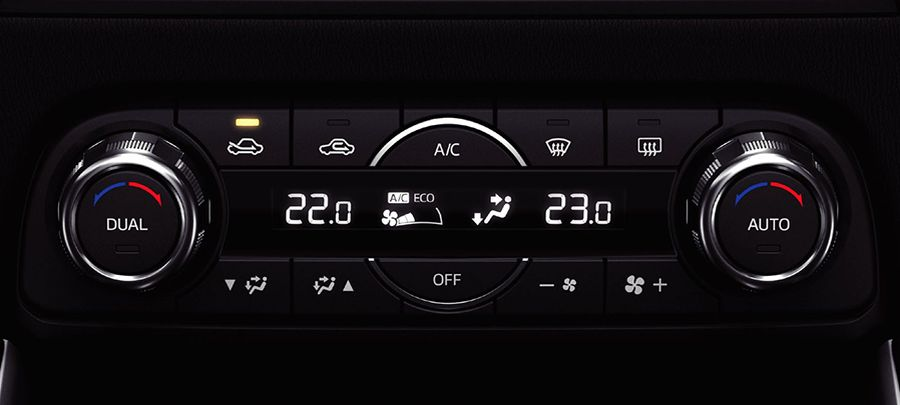 Tampilan panel Mazda CX-5 2019 carmudi indonesia