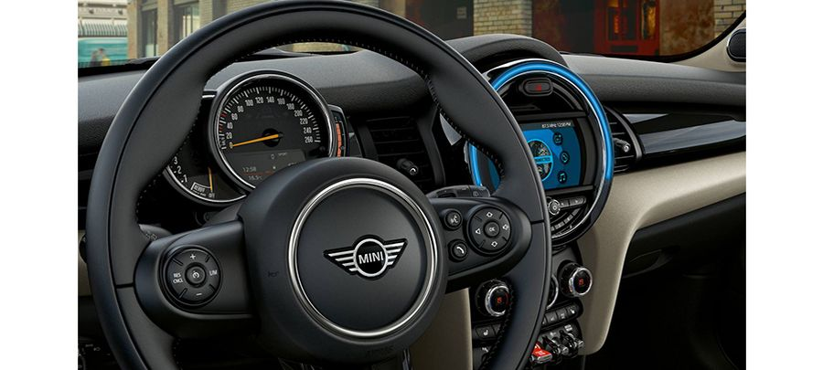Tampilan Dashboard Mini 3-Doors 2019 Carmudi Indonesia