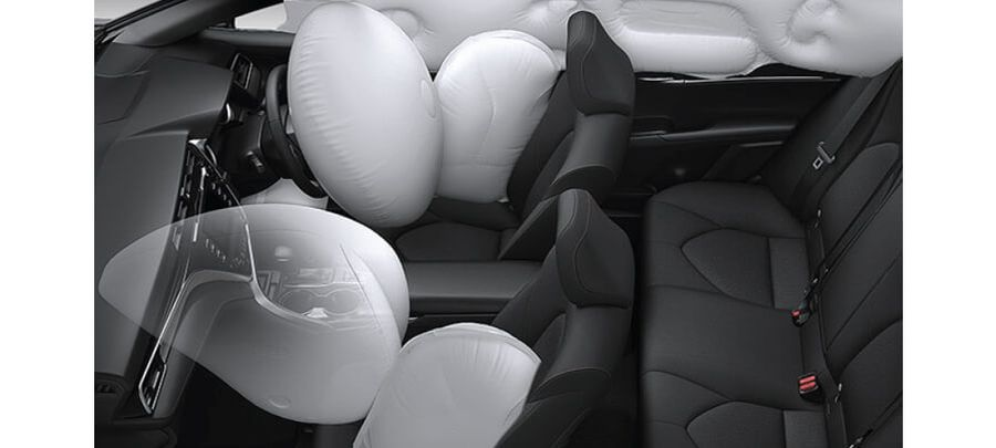 Airbags Camry