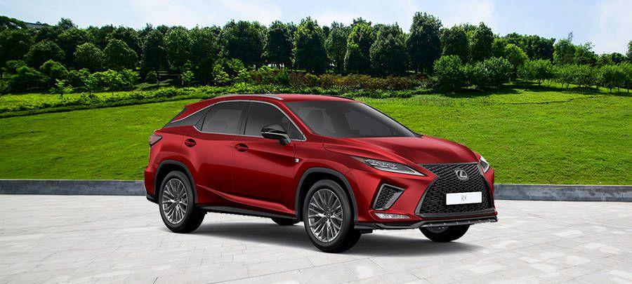 F Sport Lexus >> Rx 300 F Sport