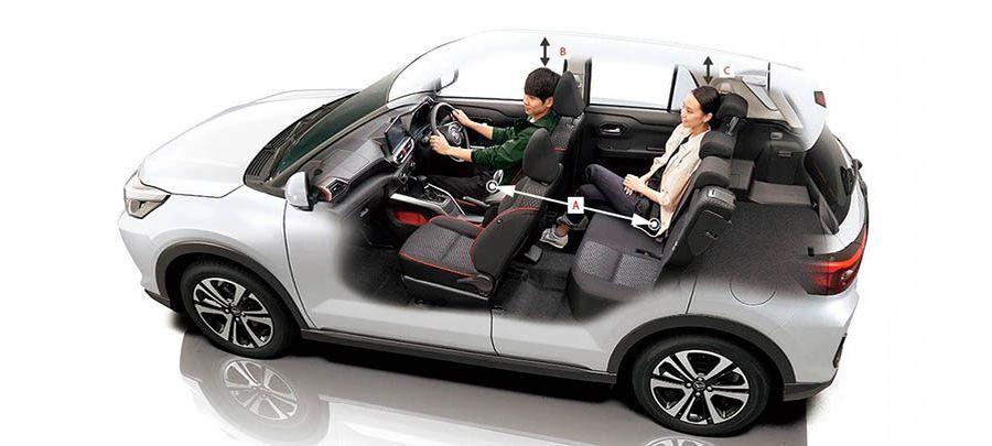 interior layout Daihatsu Rocky Carmudi Indonesia