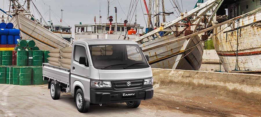 Suzuki Carry Pick Up 2021 Daftar Harga Spesifikasi Promo Diskon Review Carmudi Indonesia